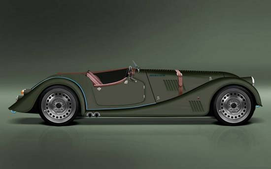 Morgan Plus 8 Speedster Limited Edition 1
