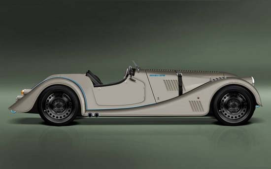 Morgan Plus 8 Speedster Limited Edition 2