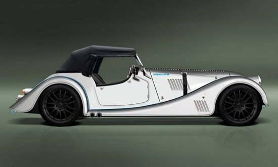 Morgan Plus 8 Speedster Limited Edition 3