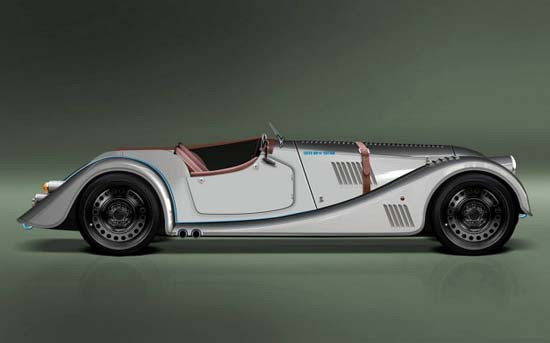 Morgan Plus 8 Speedster Limited Edition 4