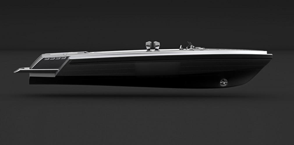 Pinstripe jachta