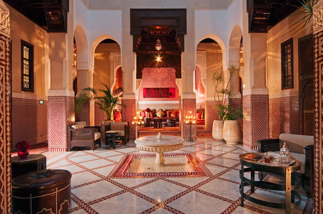 Royal Mansour Marrakech 1
