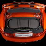 Zakázkový kufřík pro Jaguar F-Type Roadster