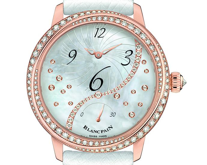 Blancpain Chronographe Grande Date Woman 1