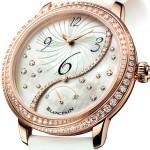Dámské diamantové hodinky – Blancpain