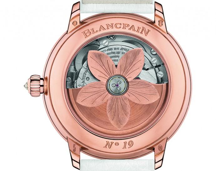 Blancpain Chronographe Grande Date Woman 2