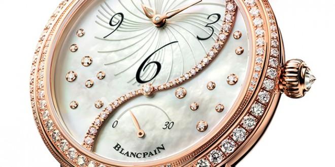 Blancpain Chronographe Grande Date Woman