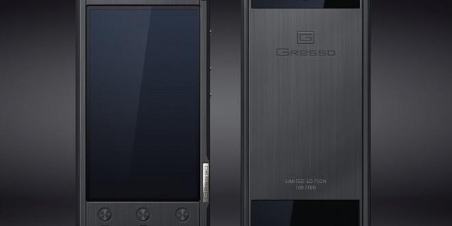 Gresso Radical Black R1 Edition