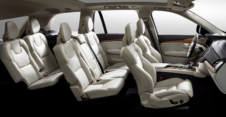 Luxury Volvo XC 90