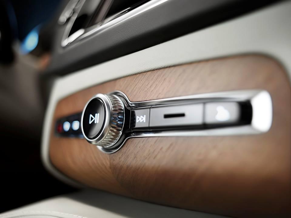 Luxury Volvo XC90
