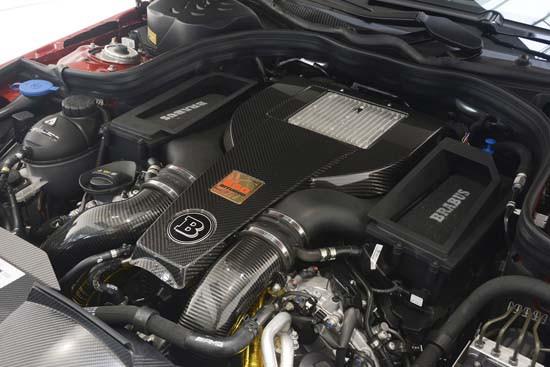 Mercedes-Benz E63 AMG BRABUS 850 2