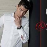 Christiano Ronaldo novou tváří značky TAG Heuer