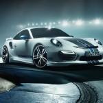 Novinka od TechArt pro Porsche 911 Turbo S