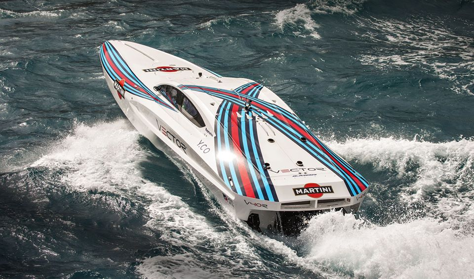 Vector V40R Martini 1