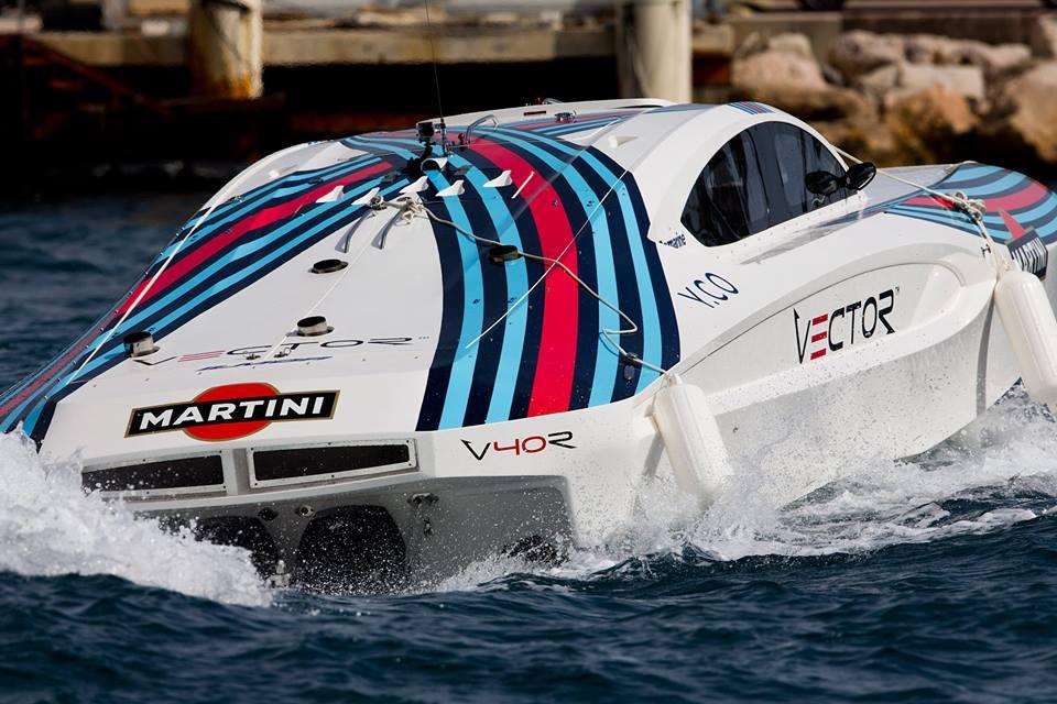 Vector V40R Martini 5