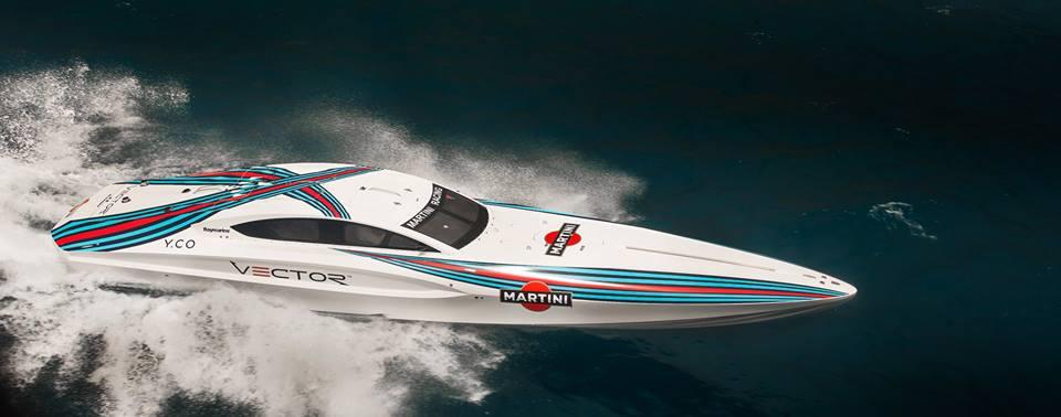 Vector V40R Martini