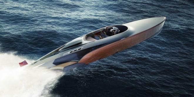 aeroboat luxusni jachta