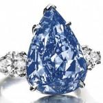 Největší modrý diamant na světě
