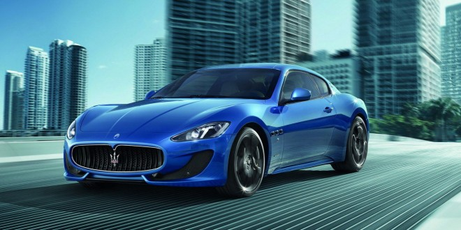 2014-Maserati-GranTurismo-Blue