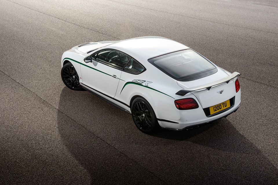 Bentley Continental GT3-R 10