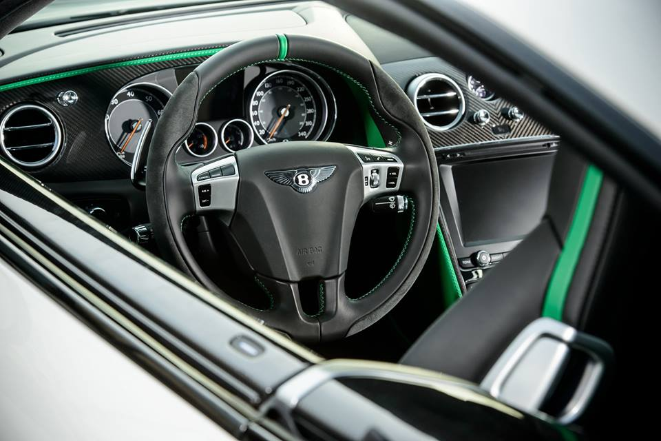Bentley Continental GT3-R 11