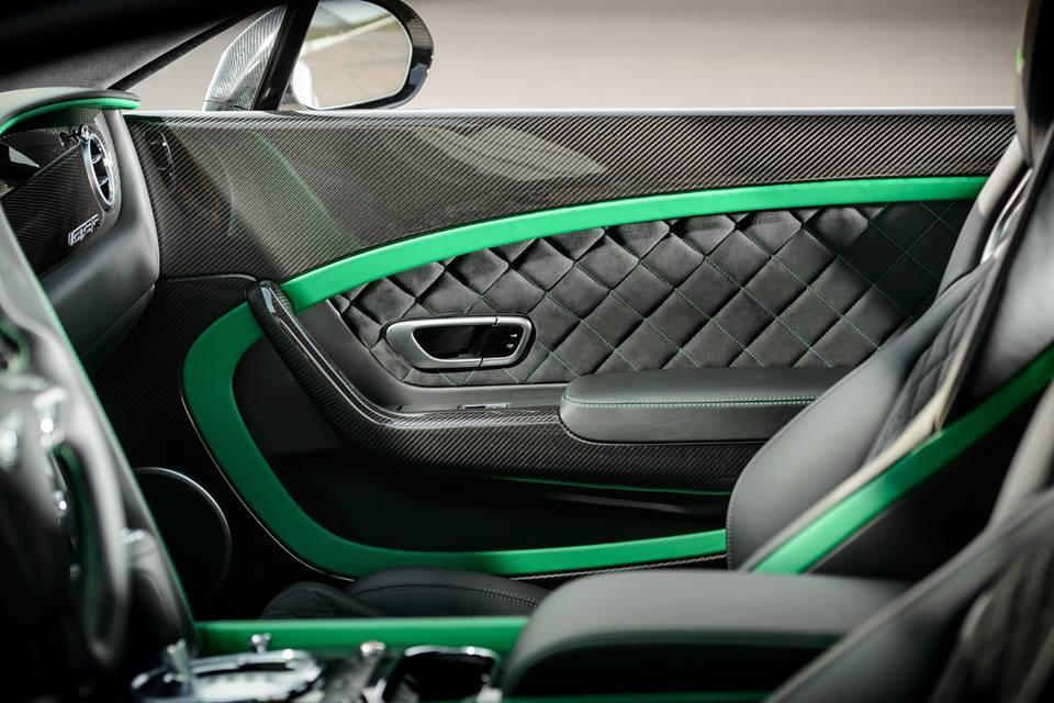 Bentley Continental GT3-R 14