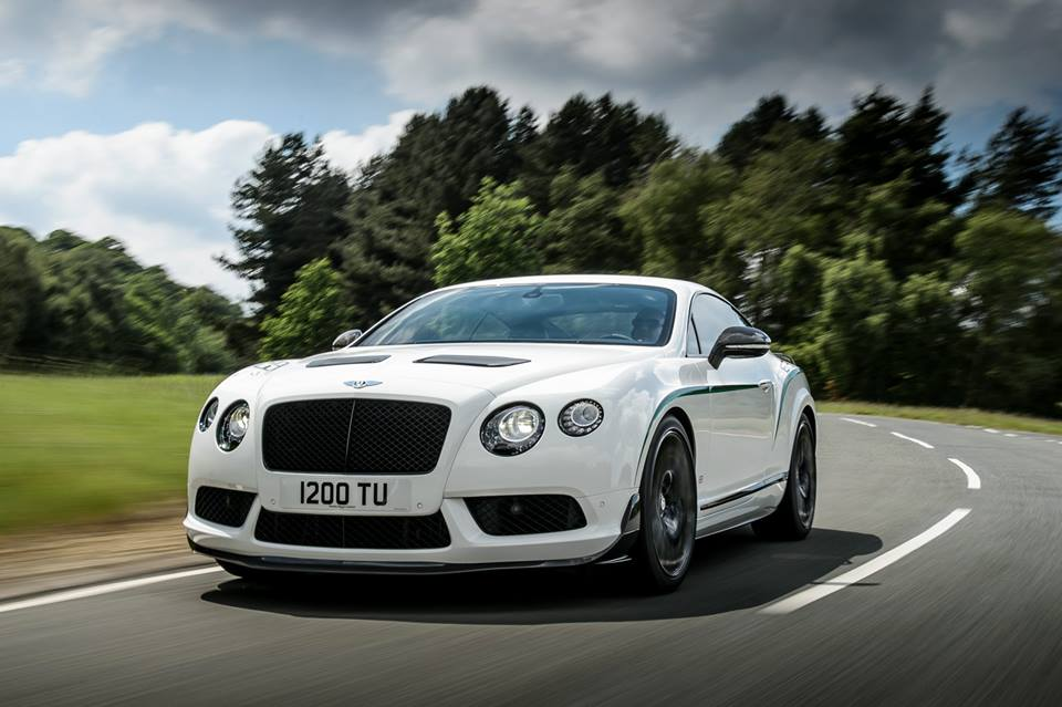 Bentley Continental GT3-R 2
