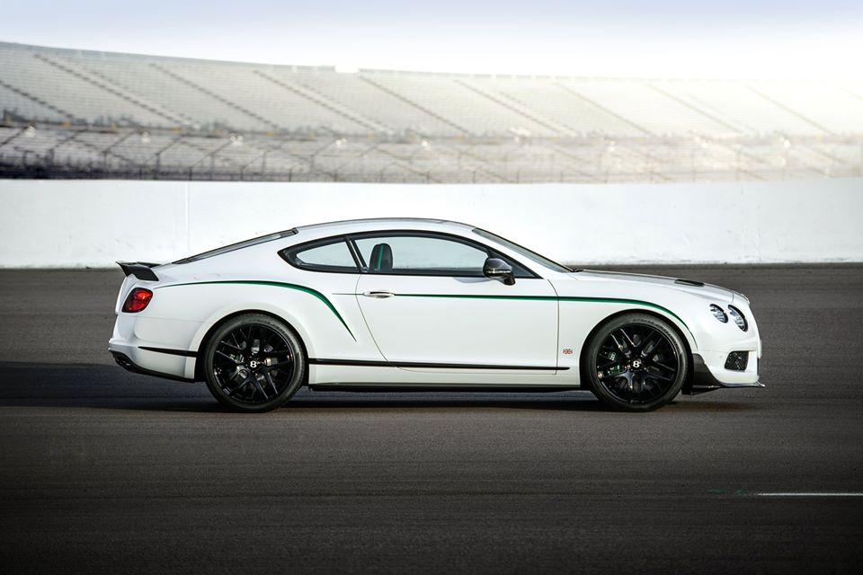Bentley Continental GT3-R 3