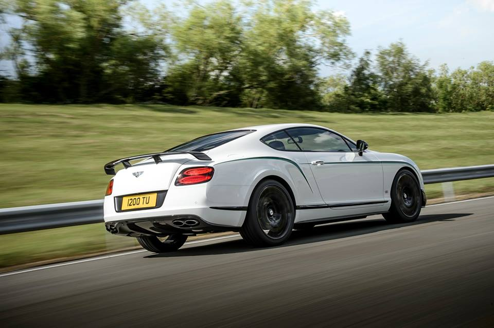 Bentley Continental GT3-R 4
