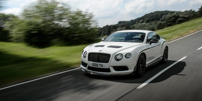 Bentley Continental GT3-R 5