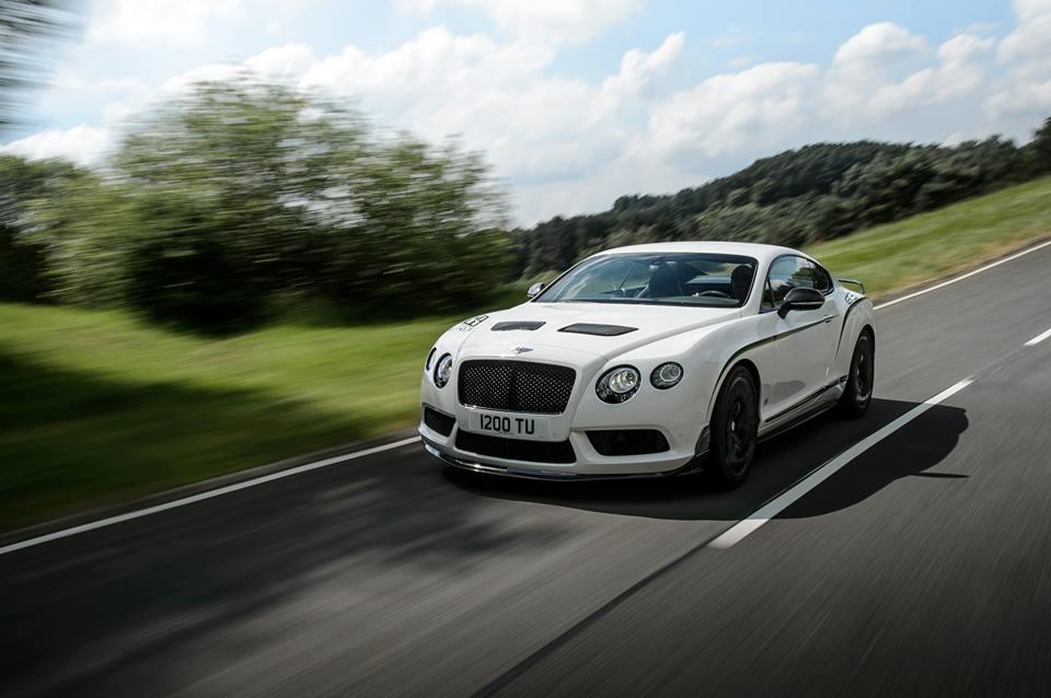 Bentley Continental GT3-R 5