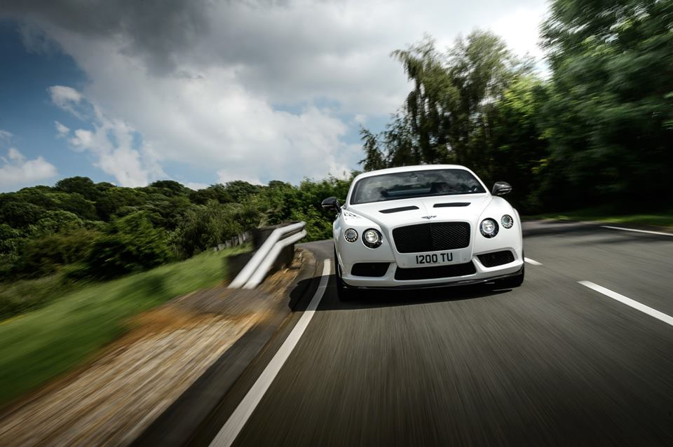 Bentley Continental GT3-R 6