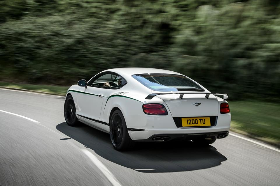 Bentley Continental GT3-R 7