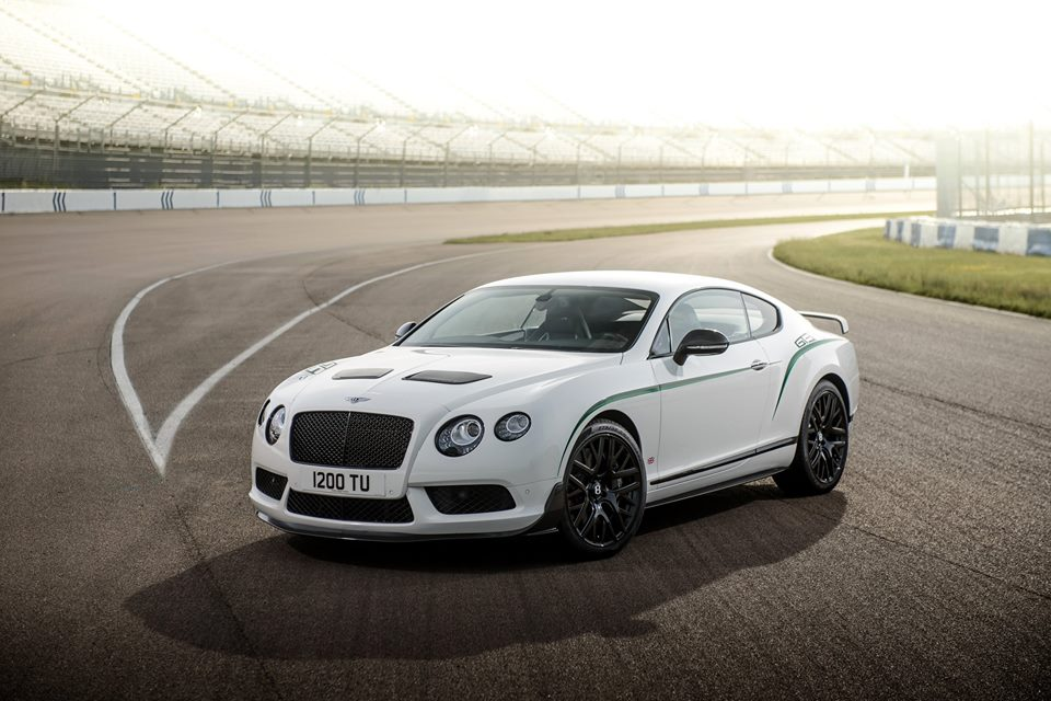 Bentley Continental GT3-R 8