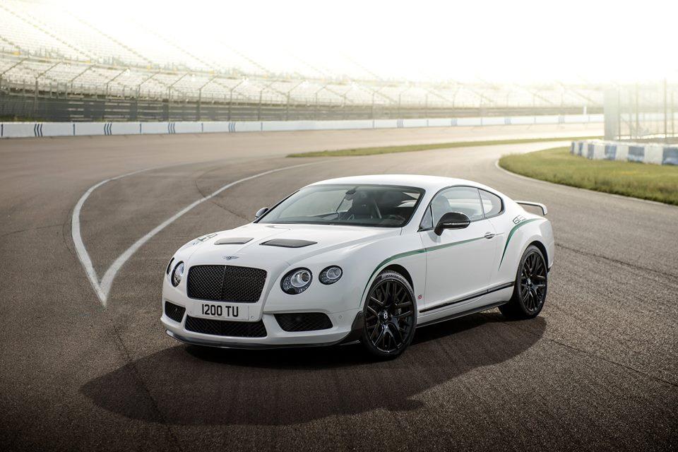 Bentley Continental GT3-R 8