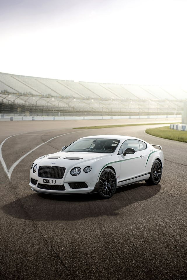 Bentley Continental GT3-R 9