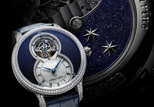 Jaquet Droz - Grande Seconde Tourbillon Aventurine 1