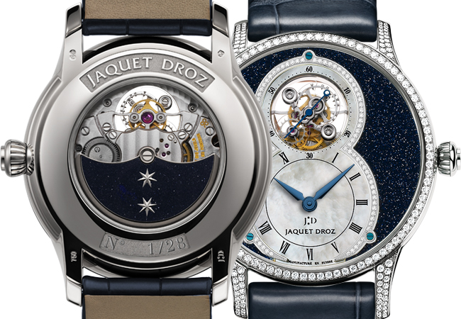 Jaquet Droz - Grande Seconde Tourbillon Aventurine 2