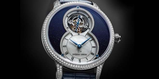 Jaquet Droz - Grande Seconde Tourbillon Aventurine