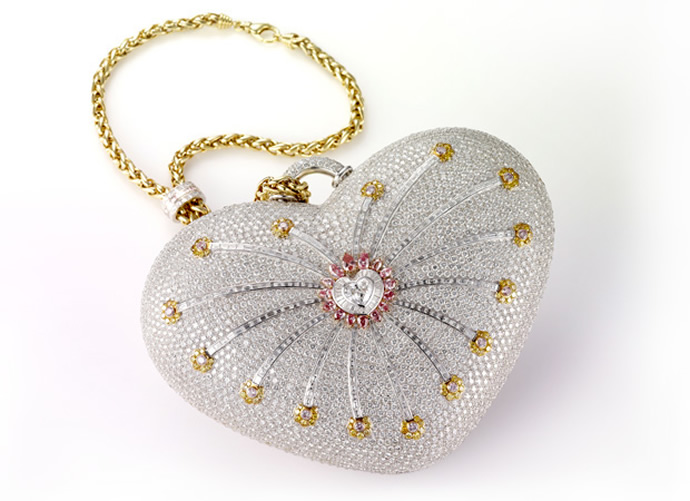 1001 Nights Diamond Purse - House of Mouawad