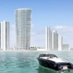 Armani/Casa a luxusní obytný dům v Miami