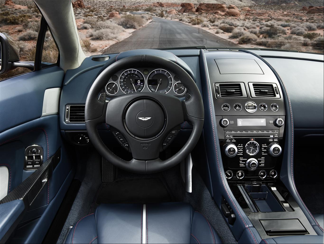 Aston Martin V12 Vantage S Roadster 2015 - 2