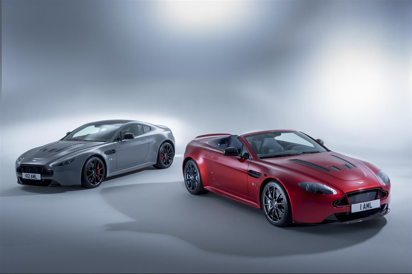 Aston Martin V12 Vantage S Roadster 2015 - 3