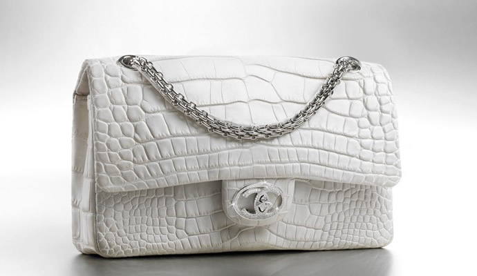 "Chanel ""Diamond Forever"" Classic"