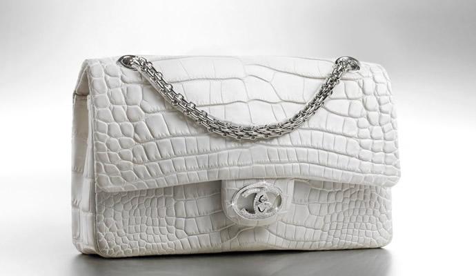 "Chanel ""Diamond Forever"" Classic"