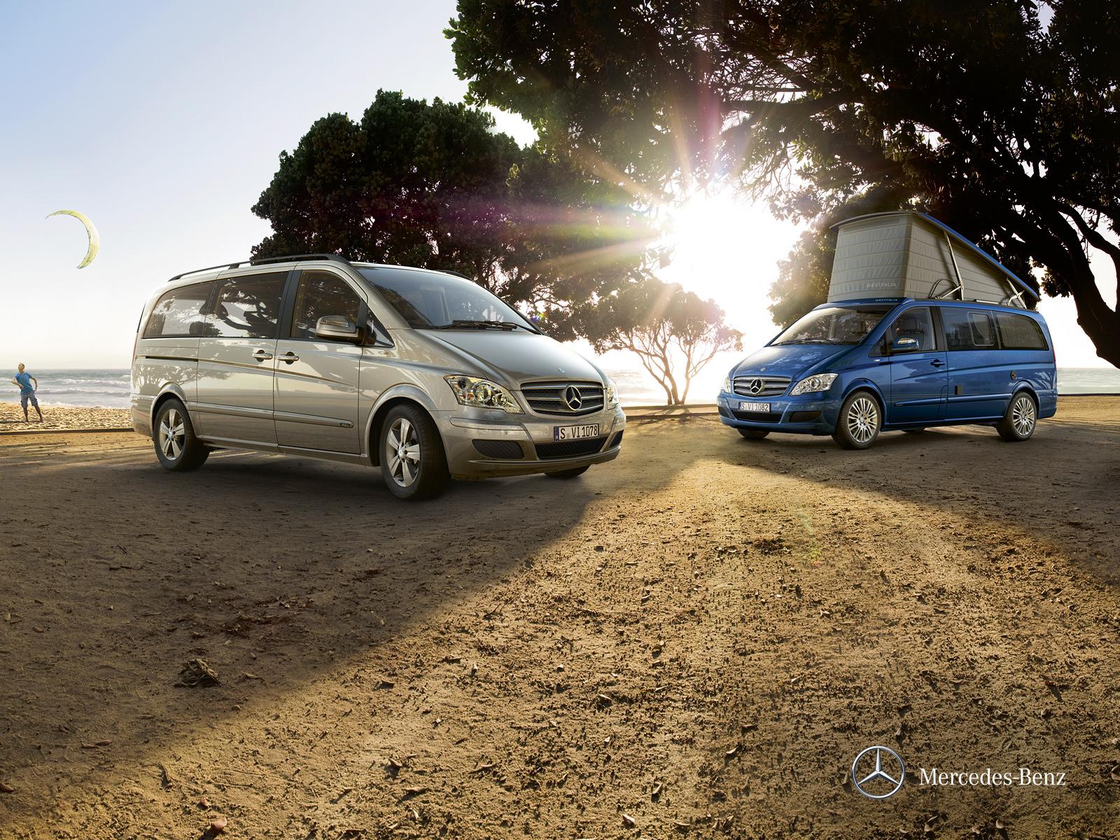 Mercedes-Benz Viano Marco Polo 1