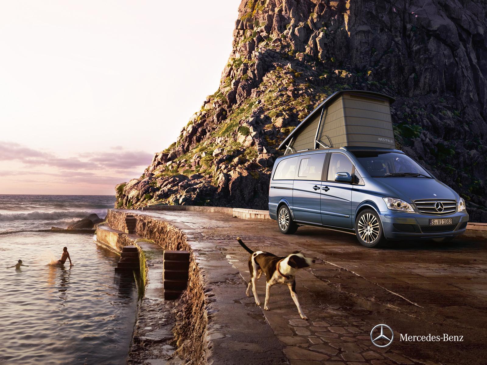 Mercedes-Benz Viano Marco Polo