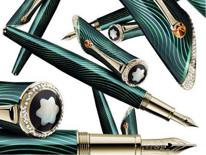 Montblanc Rita Hayworth Limited Edition 46 - 1