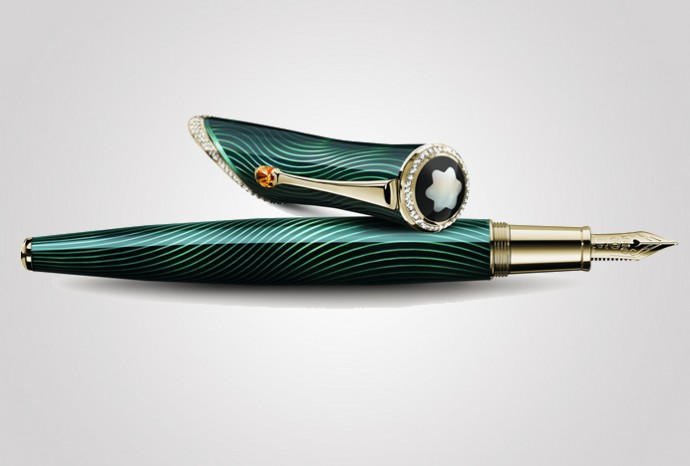Montblanc Rita Hayworth Limited Edition 46