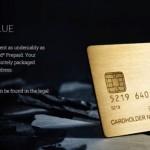 Luxusní platební karty – Pure + Solid MasterCard